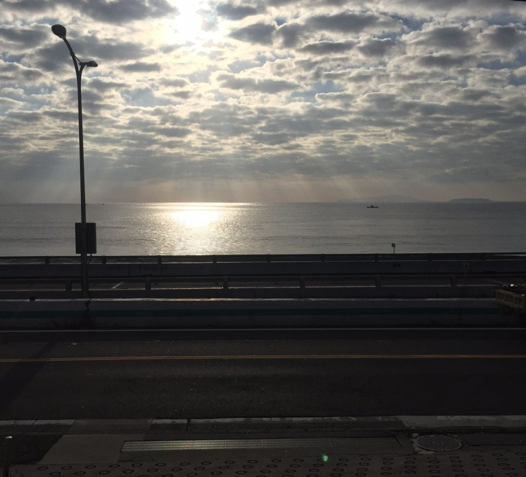 吉浜中央付近