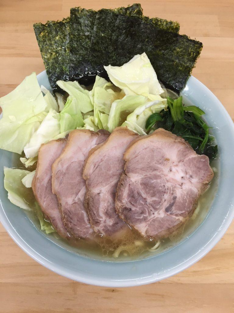 捲り家 チャーシュー麺
