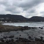 【サーフィン】宇佐美 いい波で混雑してました。。。