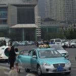 【中国】タクシー事情 料金が安い!活用するべき!白タクは注意