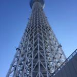 【東京スカイツリー観光】空いている時間帯 オススメは朝一 予約いらず