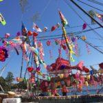 【大瀬祭り】大瀬神社からの内浦漁港での勇み踊りを見てきたよ~