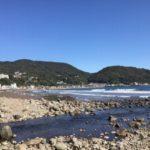 【サーフィン 宇佐美】10月最後は東伊豆で早いワイドな波に挑んでみたよ~