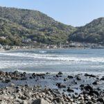 【サーフィン】伊豆宇佐美で春の訪れと共にダンパー祭りがやってきた!?